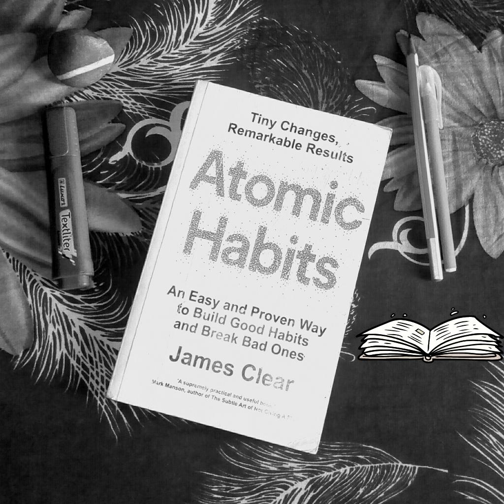 feature image of blog post: Atomic Habit